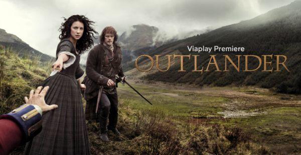 Se Outlander på Viaplay