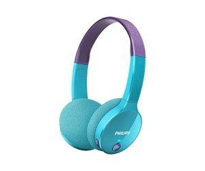 Phillips trådlösa hörlurar för barn