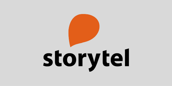 Storytel böcker online