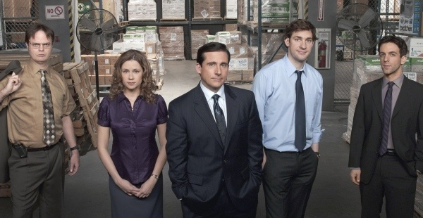 Se The Office på C More
