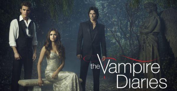 The Vampire Diaries en bra serie på Viaplay Sverige