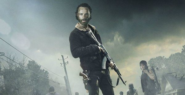 Se The Walking Dead på Viaplay