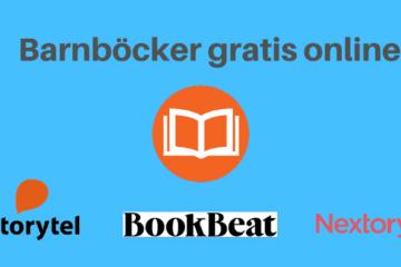 Barnböcker gratis online