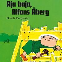 Aja baja Alfons Åberg ljudbok Storytel