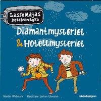 Diamantmysteriet och Hotellmysteriet bok Storytel