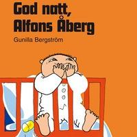 God natt Alfons Åberg bok Storytel