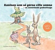 Kaninen som så gärna ville somna ljudbok Storytel