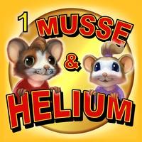 Musse och Helium ljudbok Storytel