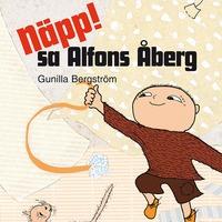 Näpp sa Alfons Åberg på Storytel