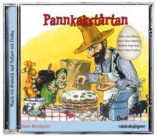 Pettson och Findus Pannkakstårn ljudbok Storytel
