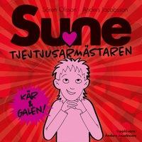 Tjejtjusarmästaren Sune ljudbok Storytel