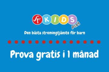 Prova SF Kids Play gratis i 1 månad