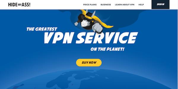 Hidemyass.com bästa VPN service